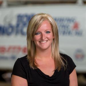 Jessica Basten Customer Service-Coordinator